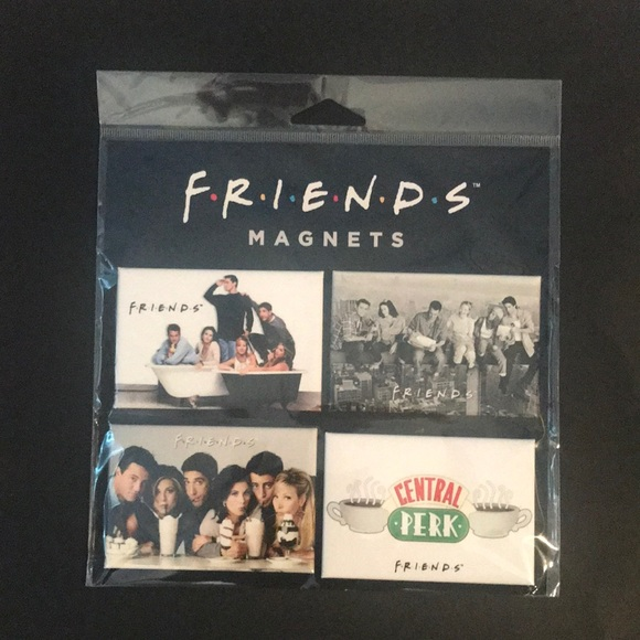Never Opened FRIENDS Magnets
